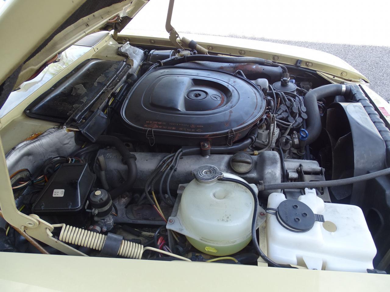 1979 Mercedes-Benz 450SL 5