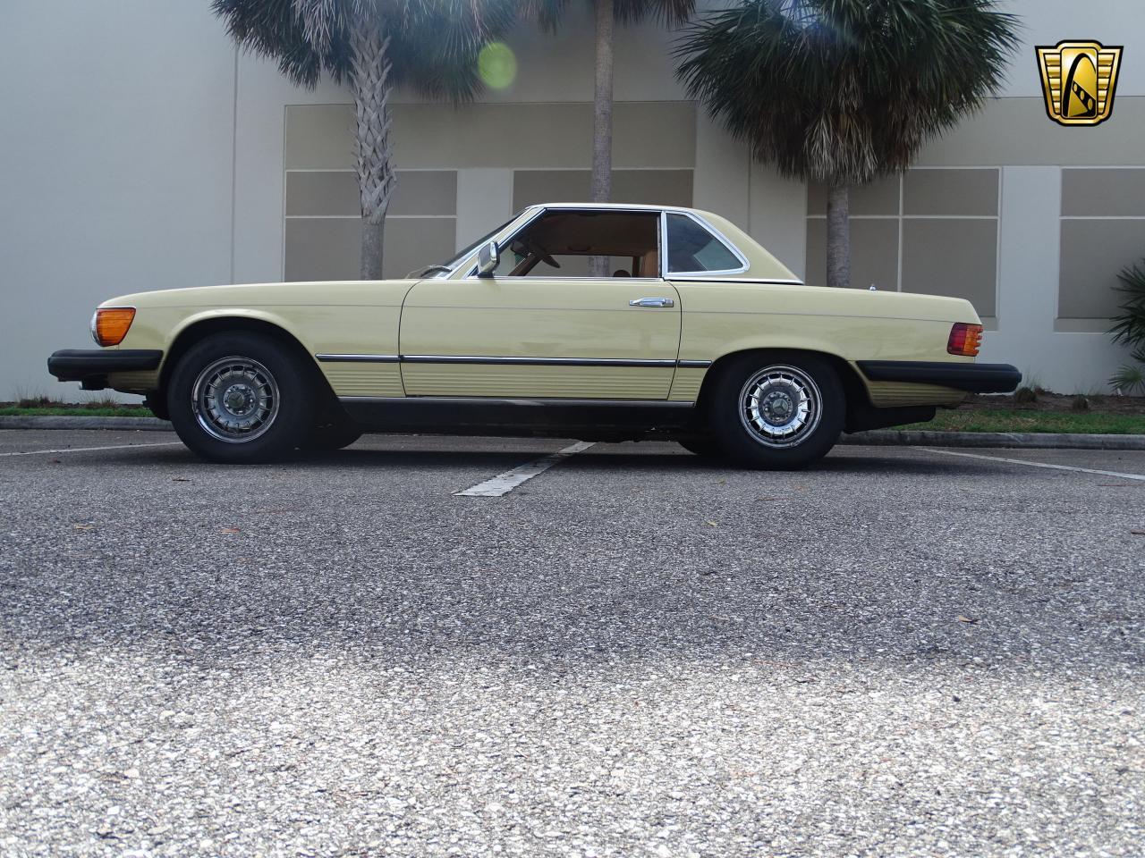 1979 Mercedes-Benz 450SL 6
