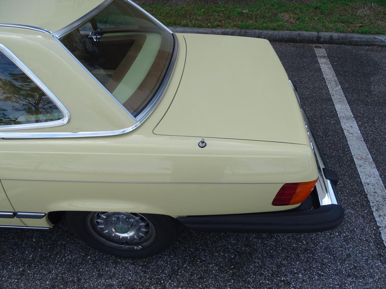 1979 Mercedes-Benz 450SL 7