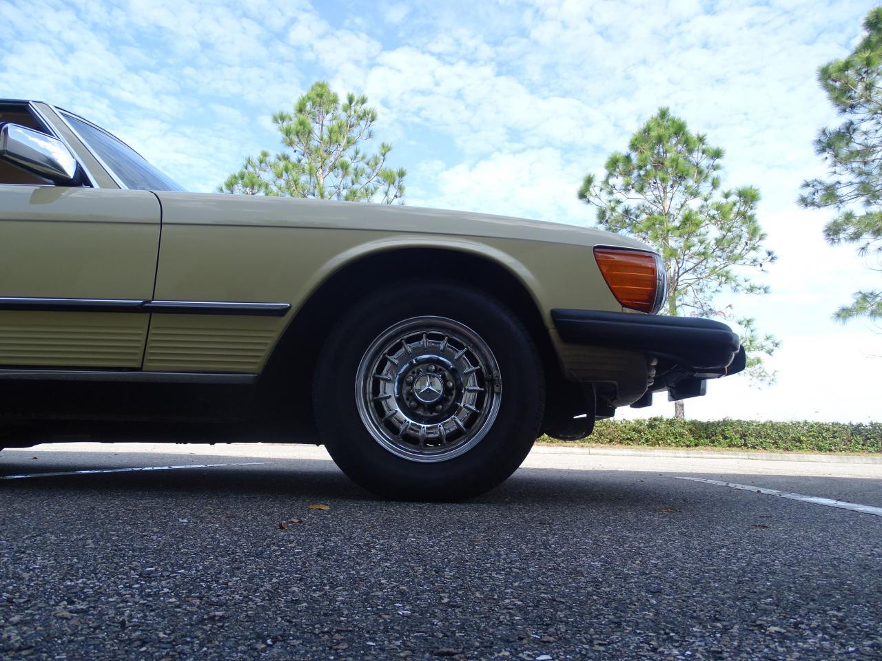 1979 Mercedes-Benz 450SL 13