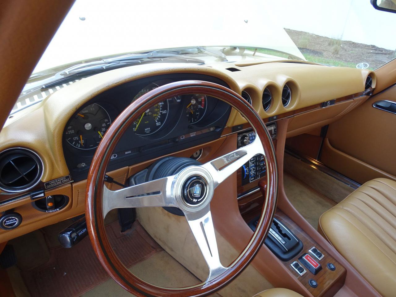 1979 Mercedes-Benz 450SL 14