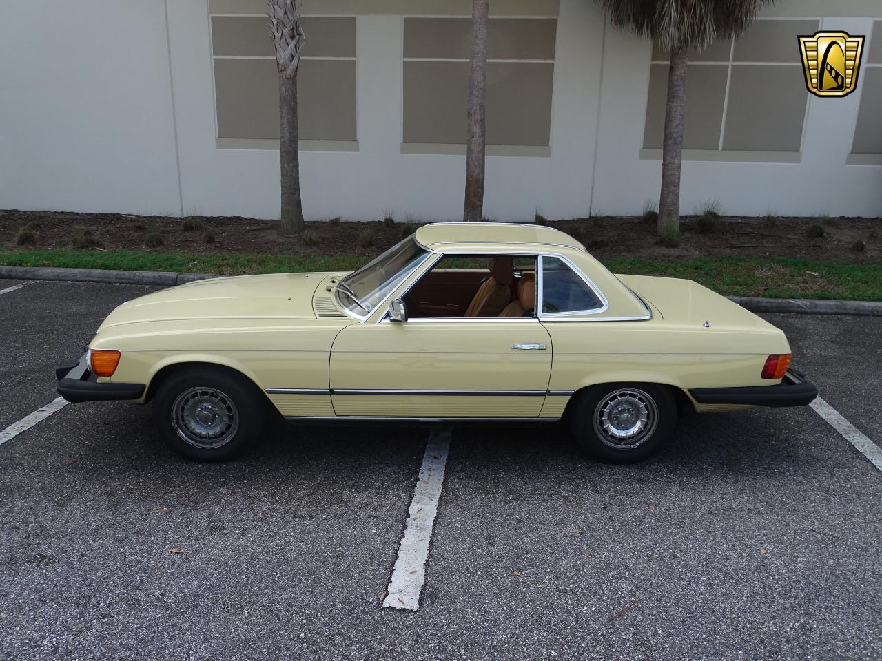 1979 Mercedes-Benz 450SL 16