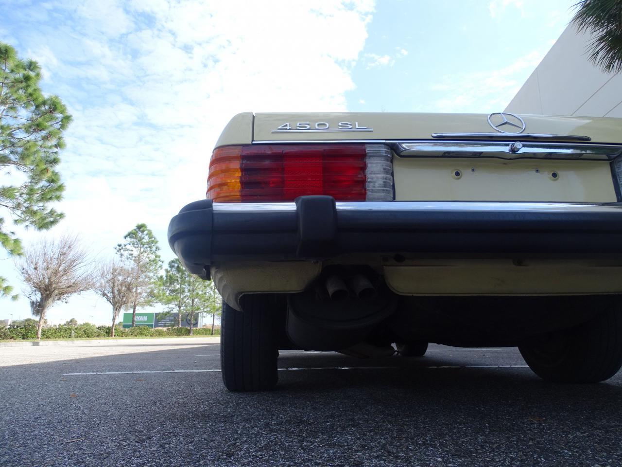 1979 Mercedes-Benz 450SL 18