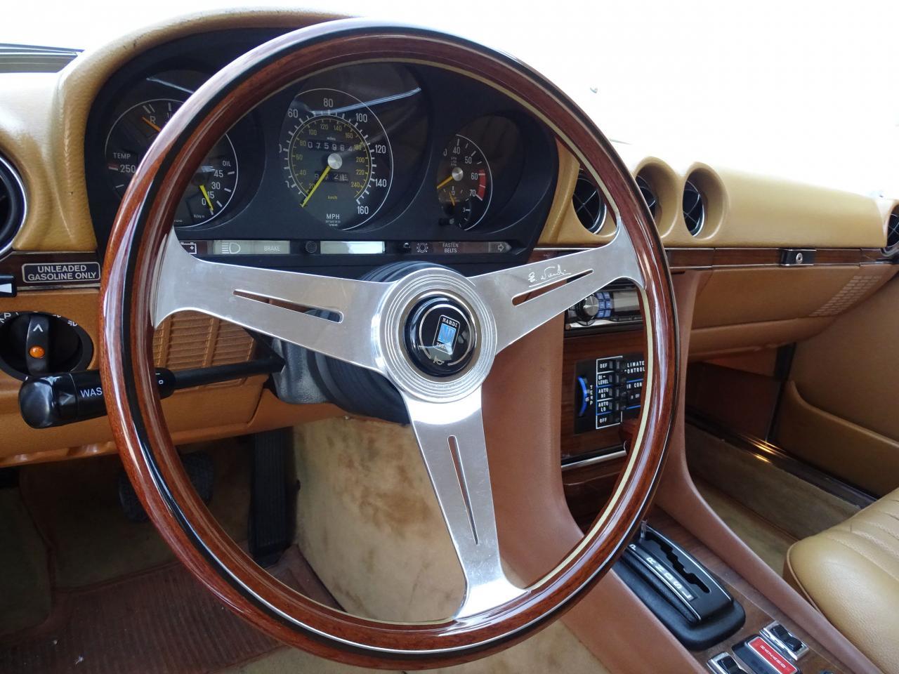 1979 Mercedes-Benz 450SL 19