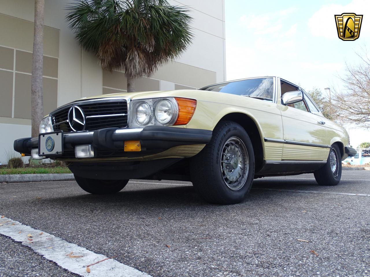 1979 Mercedes-Benz 450SL 21