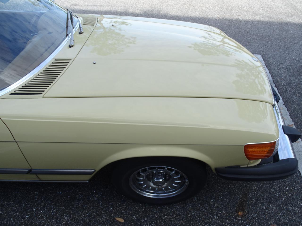 1979 Mercedes-Benz 450SL 22