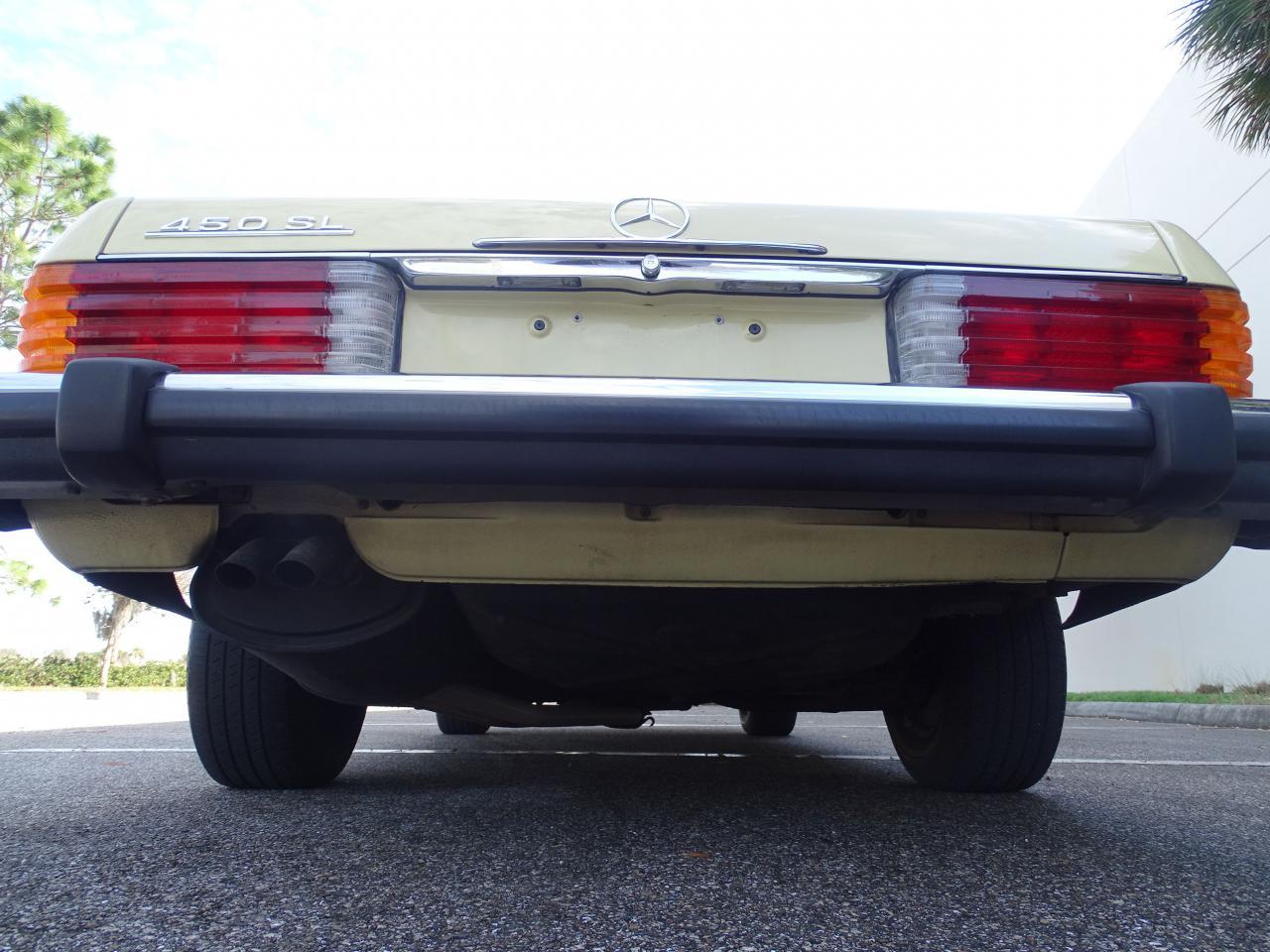 1979 Mercedes-Benz 450SL 23