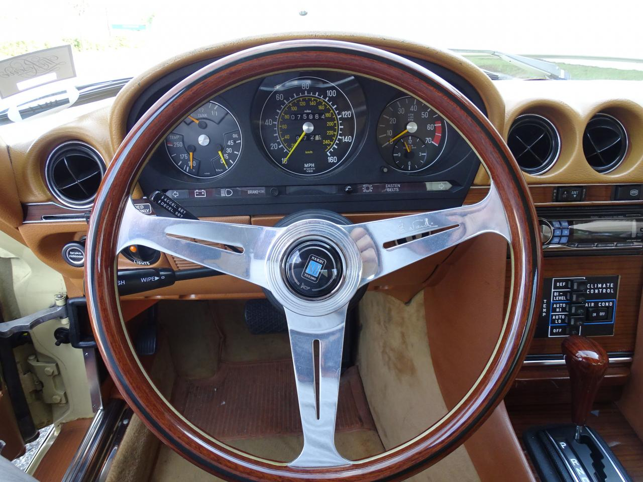 1979 Mercedes-Benz 450SL 24