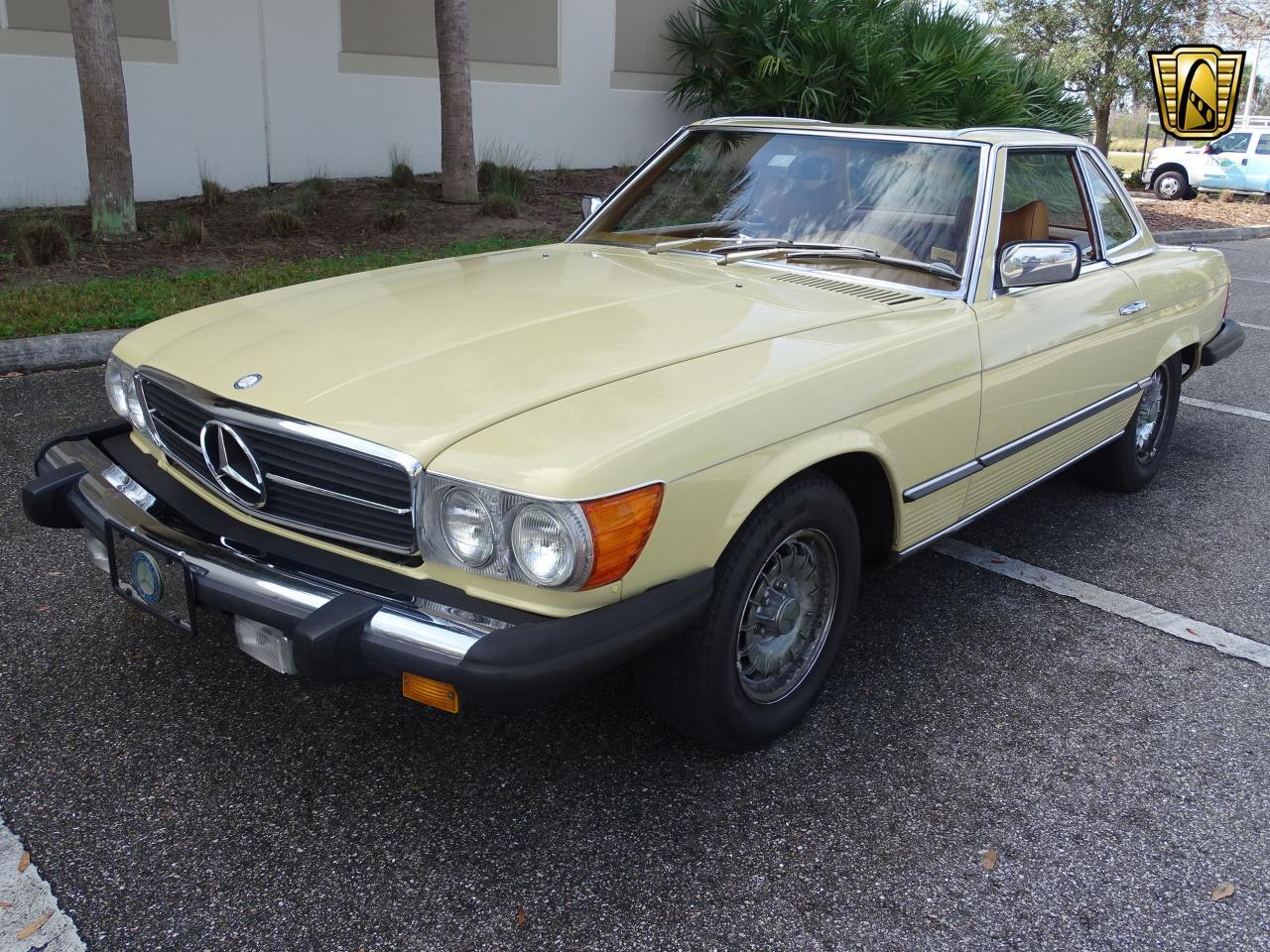 1979 Mercedes-Benz 450SL 26