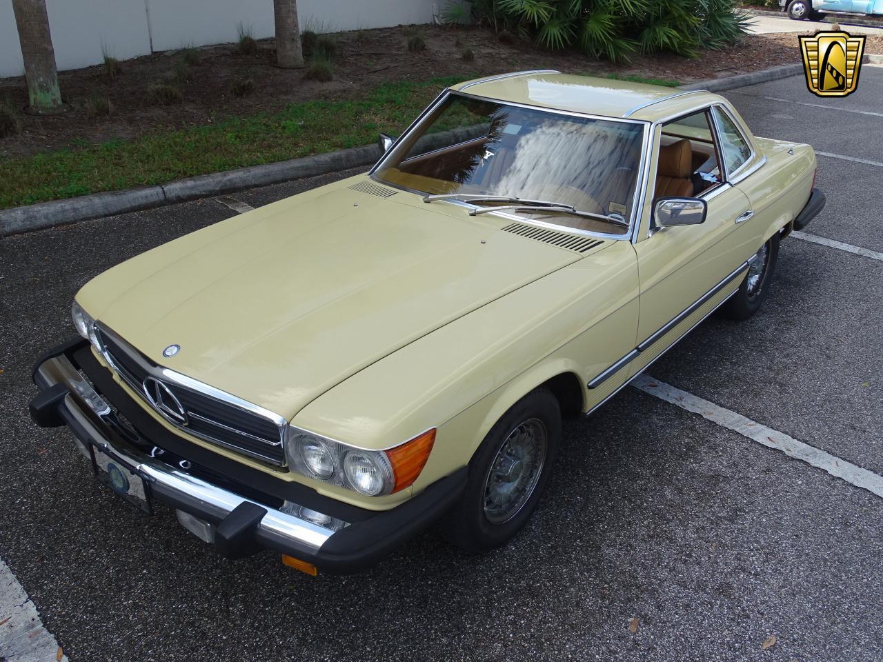 1979 Mercedes-Benz 450SL 31