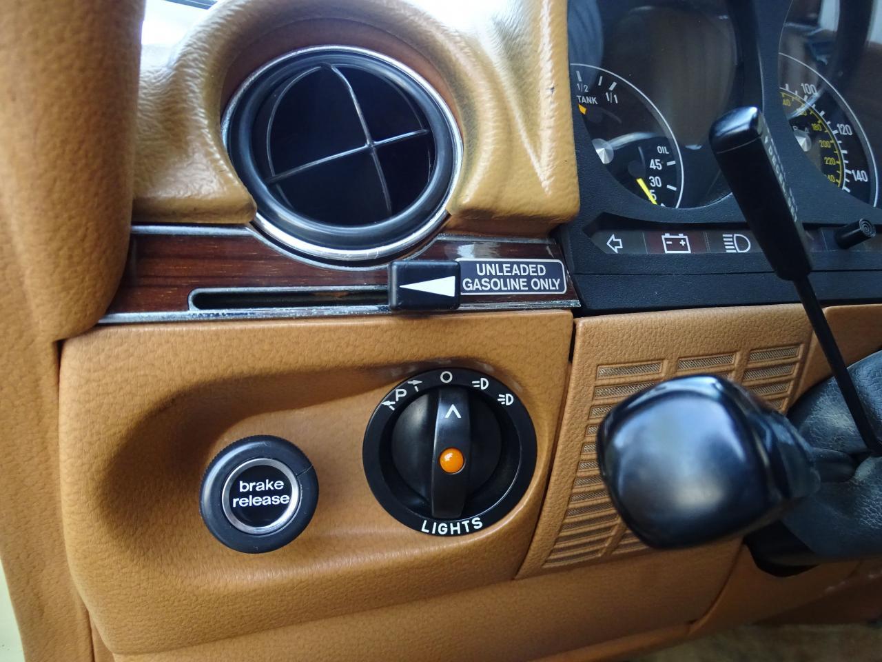 1979 Mercedes-Benz 450SL 34
