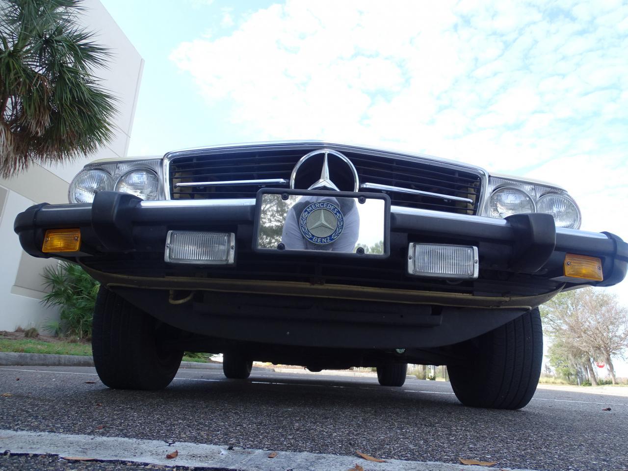 1979 Mercedes-Benz 450SL 38