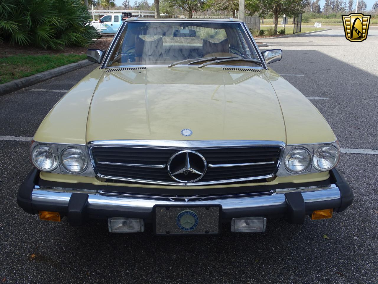 1979 Mercedes-Benz 450SL 41