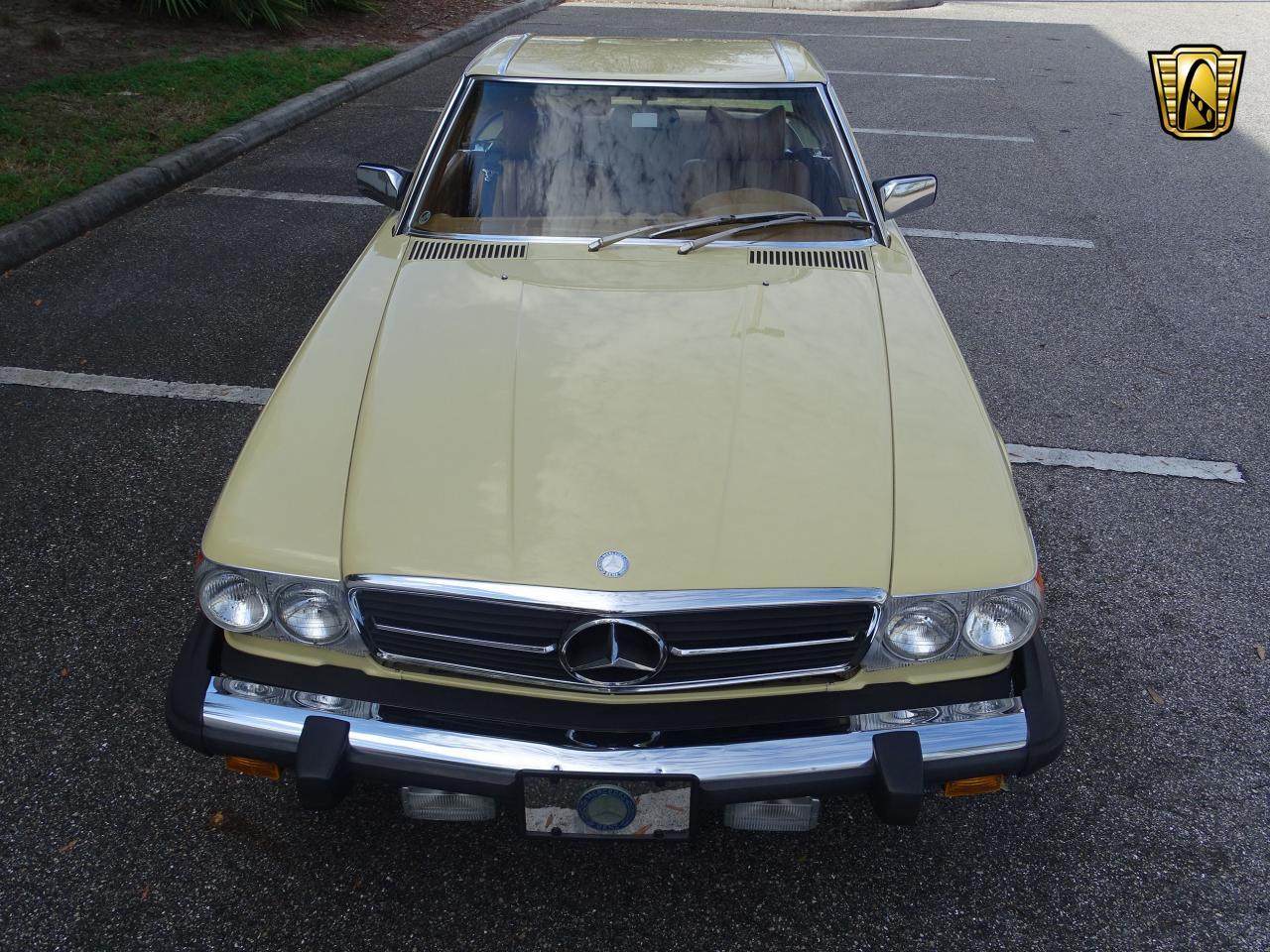 1979 Mercedes-Benz 450SL 45