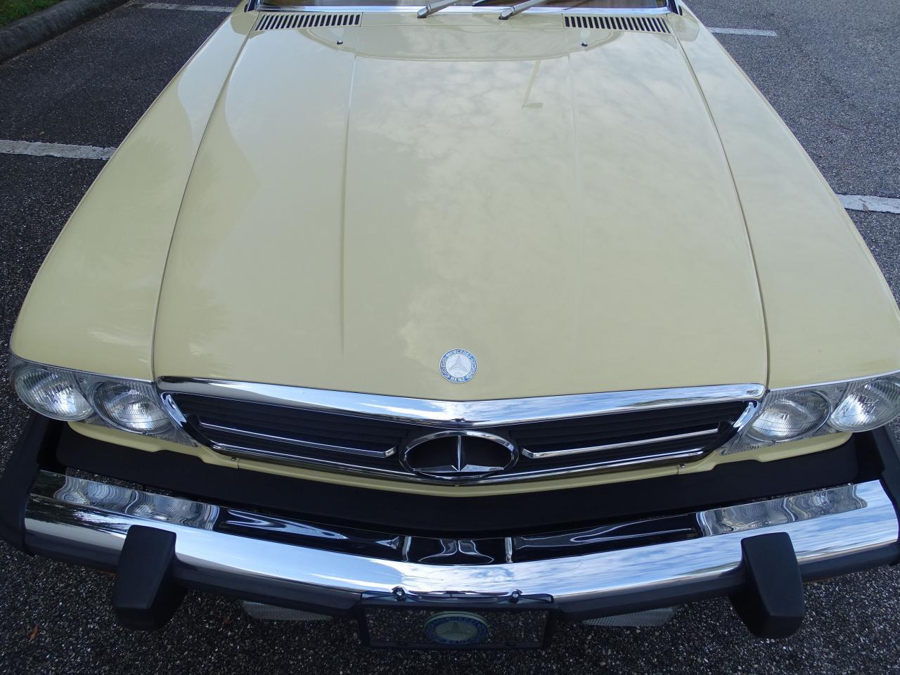 1979 Mercedes-Benz 450SL 46