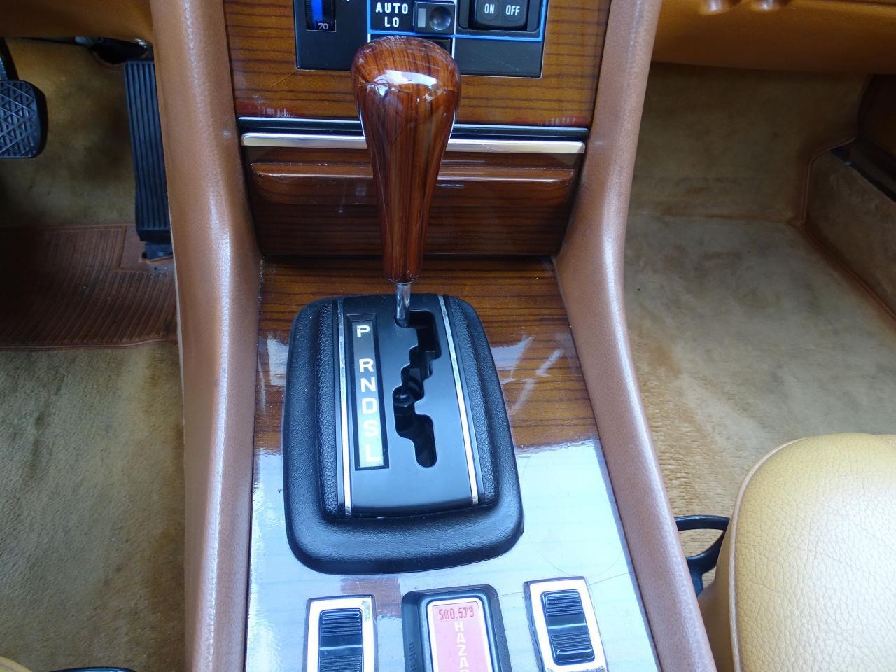 1979 Mercedes-Benz 450SL 48