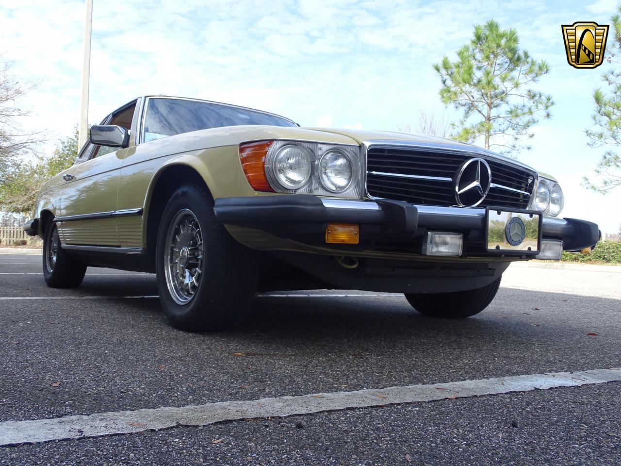 1979 Mercedes-Benz 450SL 49