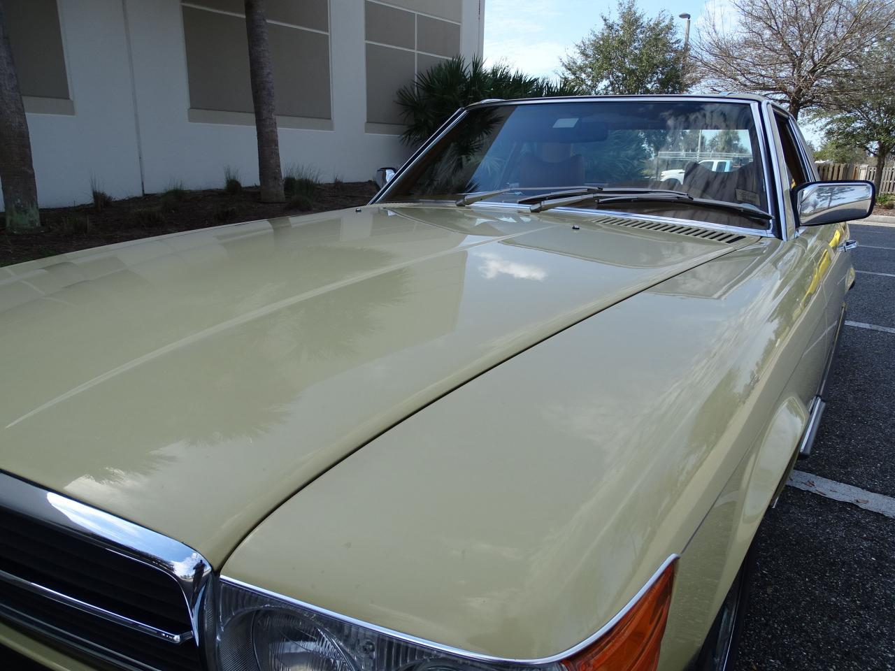 1979 Mercedes-Benz 450SL 51