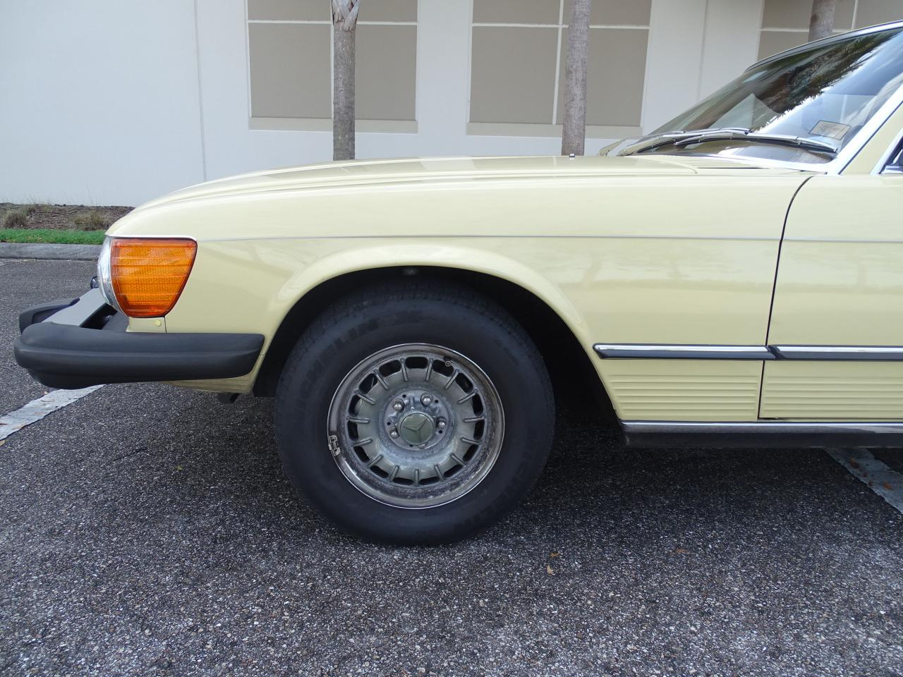 1979 Mercedes-Benz 450SL 53