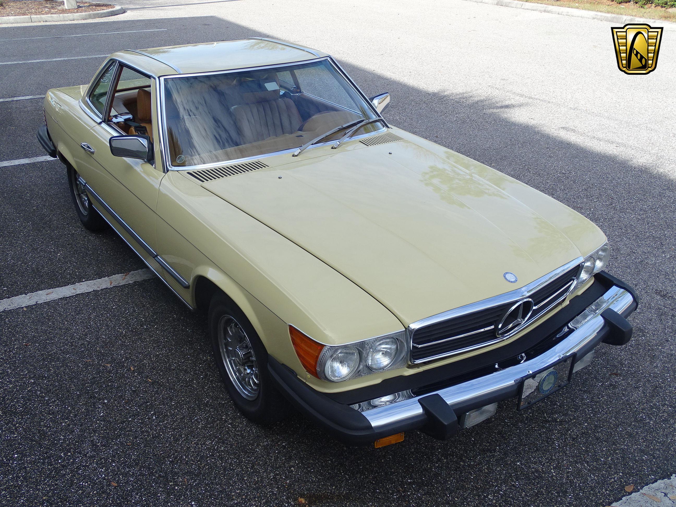 1979 Mercedes-Benz 450SL 99