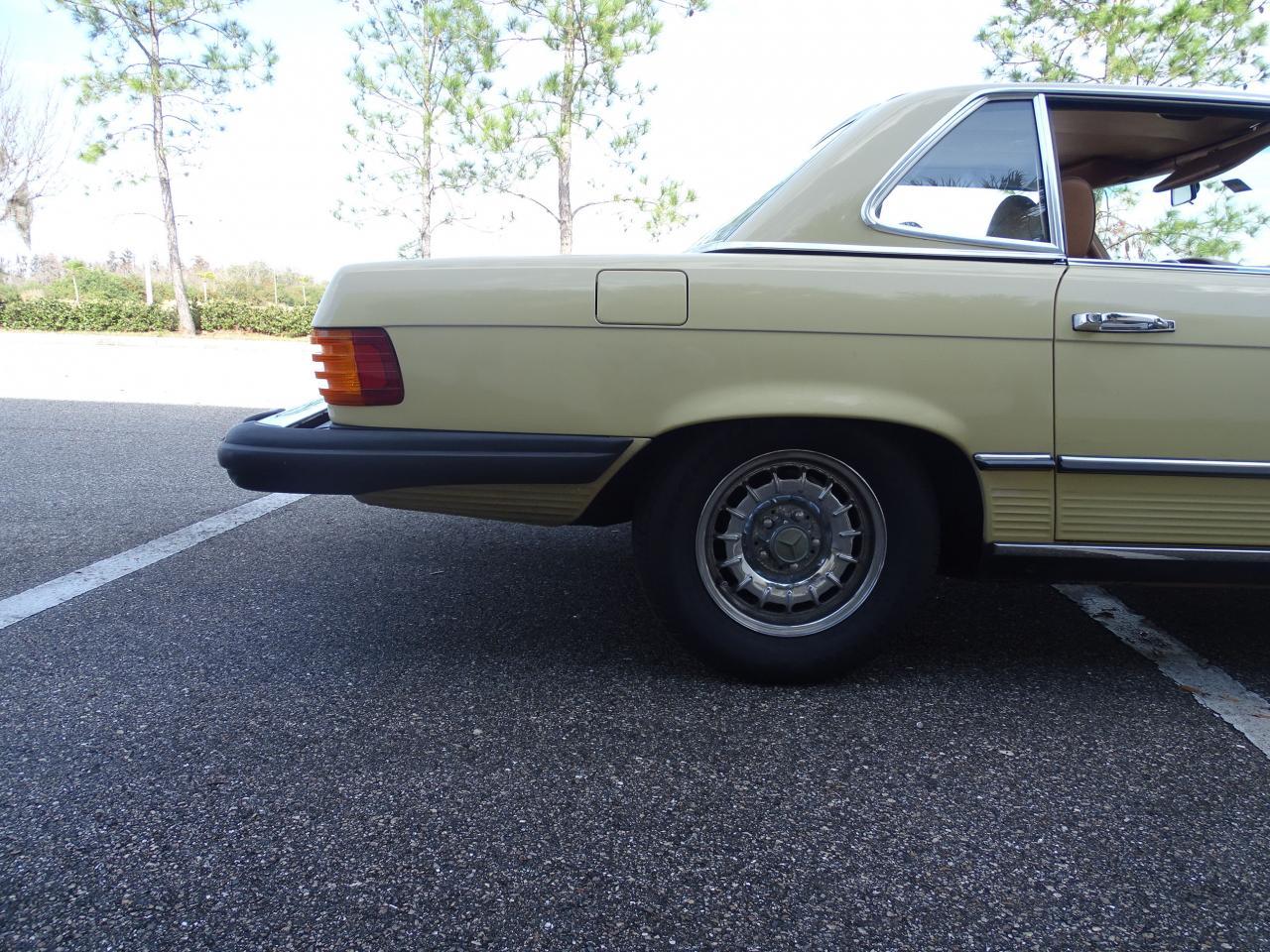 1979 Mercedes-Benz 450SL 64