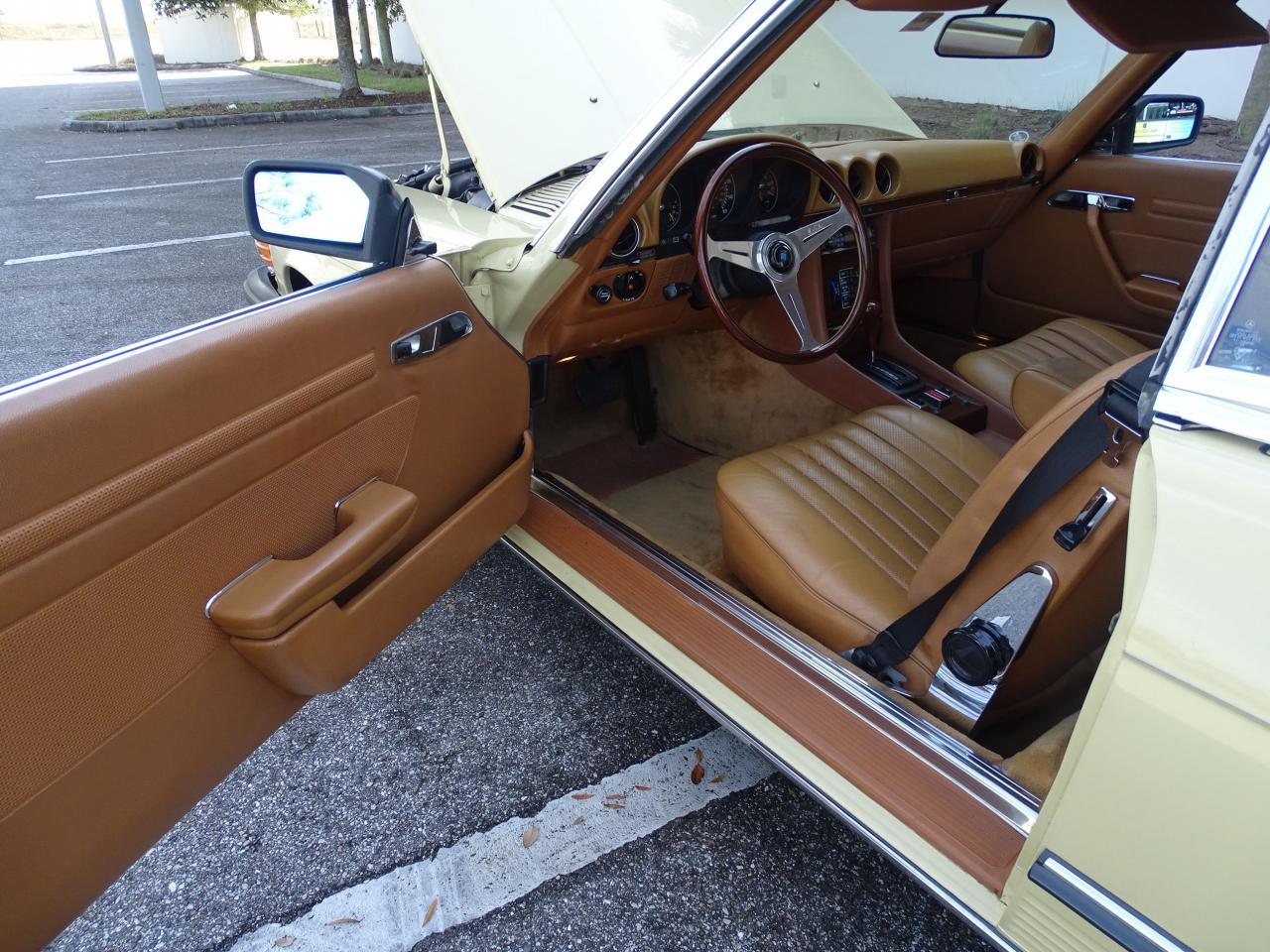 1979 Mercedes-Benz 450SL 74