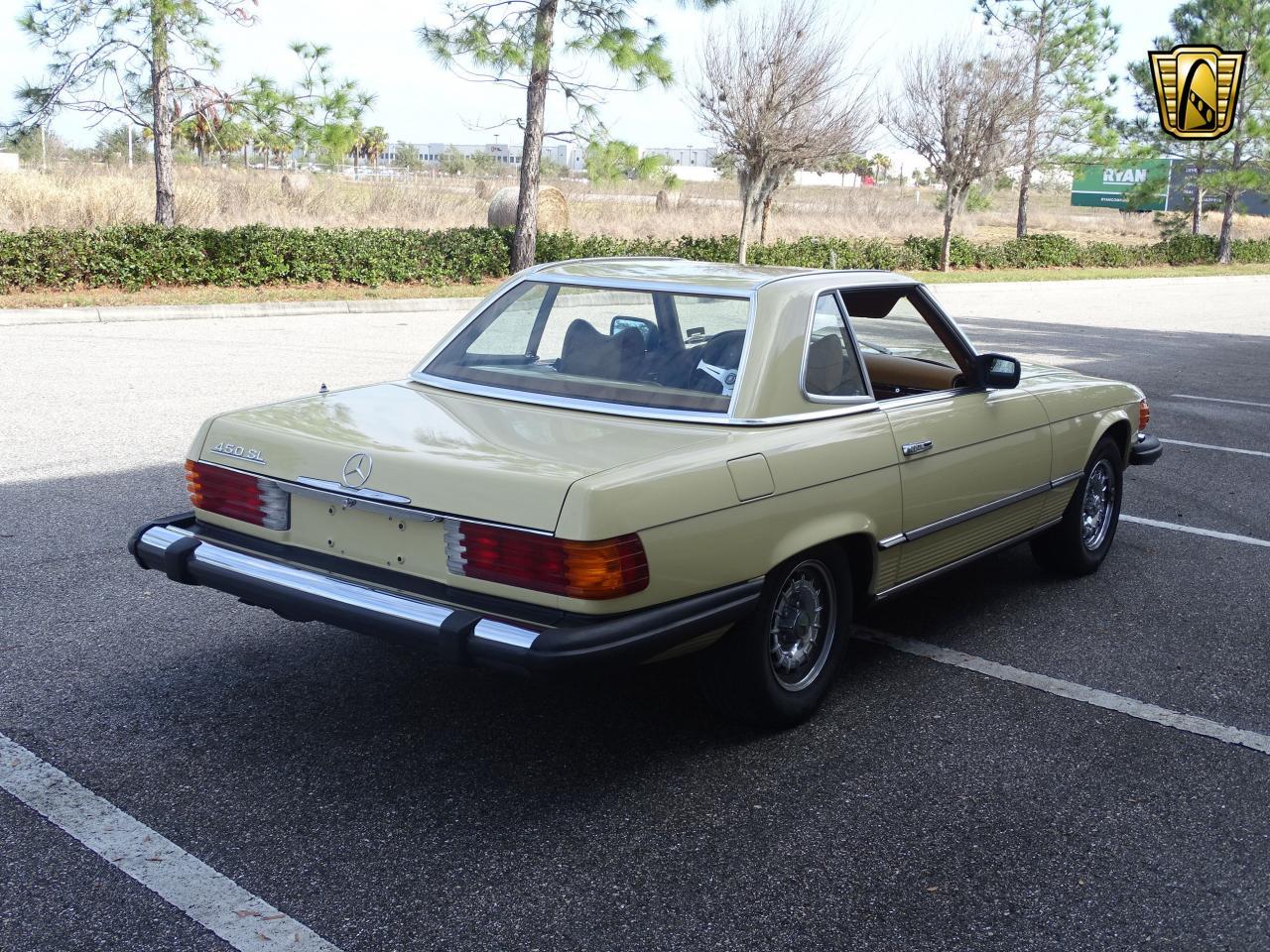 1979 Mercedes-Benz 450SL 75