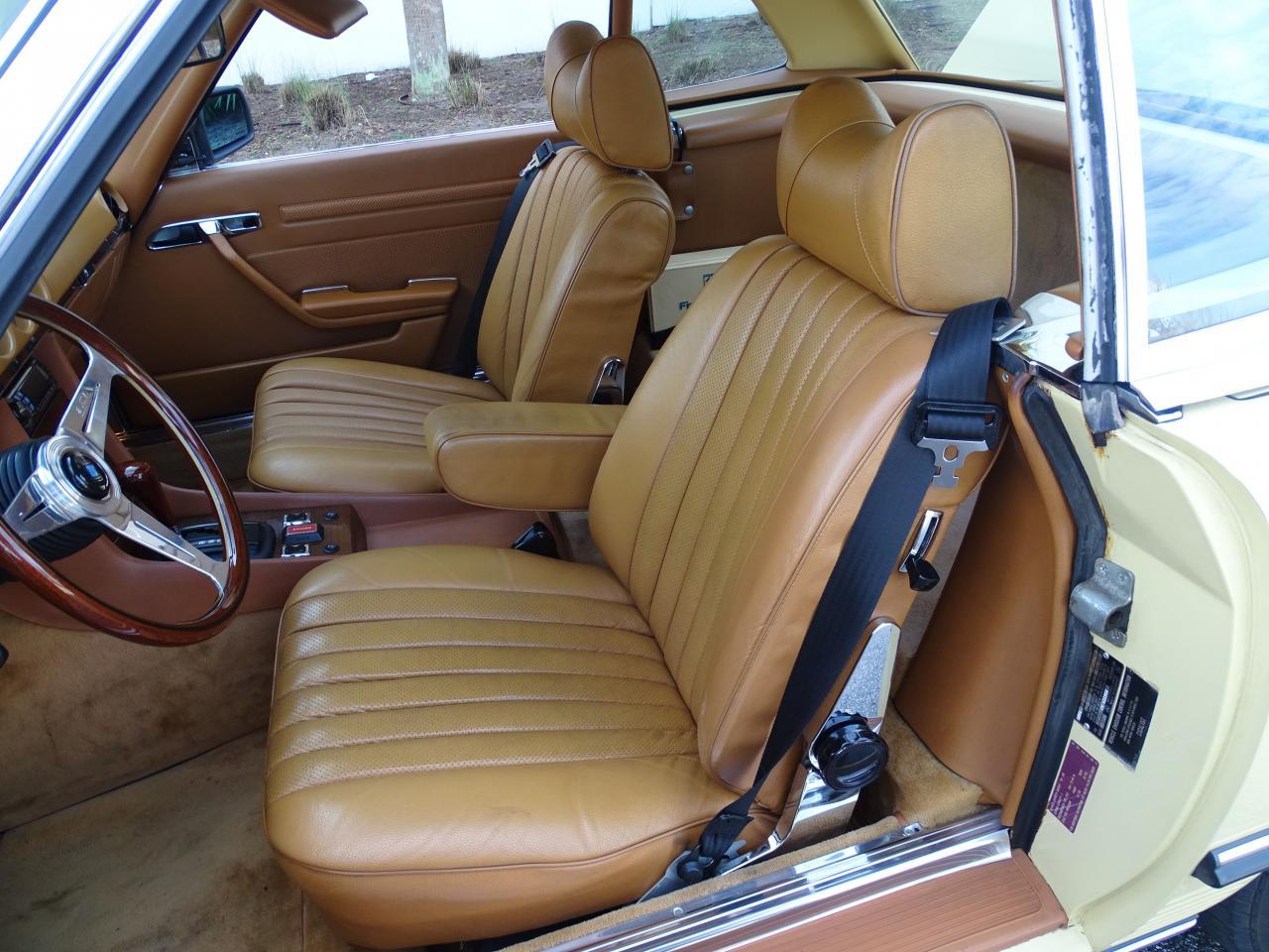 1979 Mercedes-Benz 450SL 78