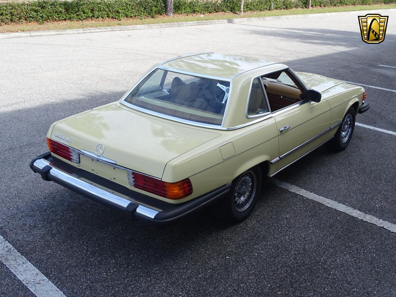 1979 Mercedes-Benz 450SL 79