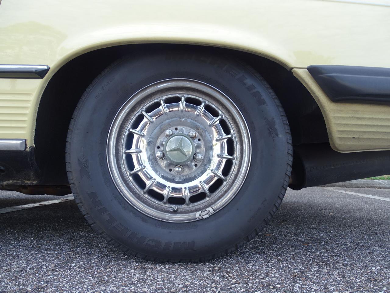 1979 Mercedes-Benz 450SL 90