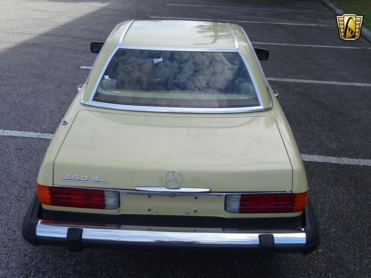 1979 Mercedes-Benz 450SL 91