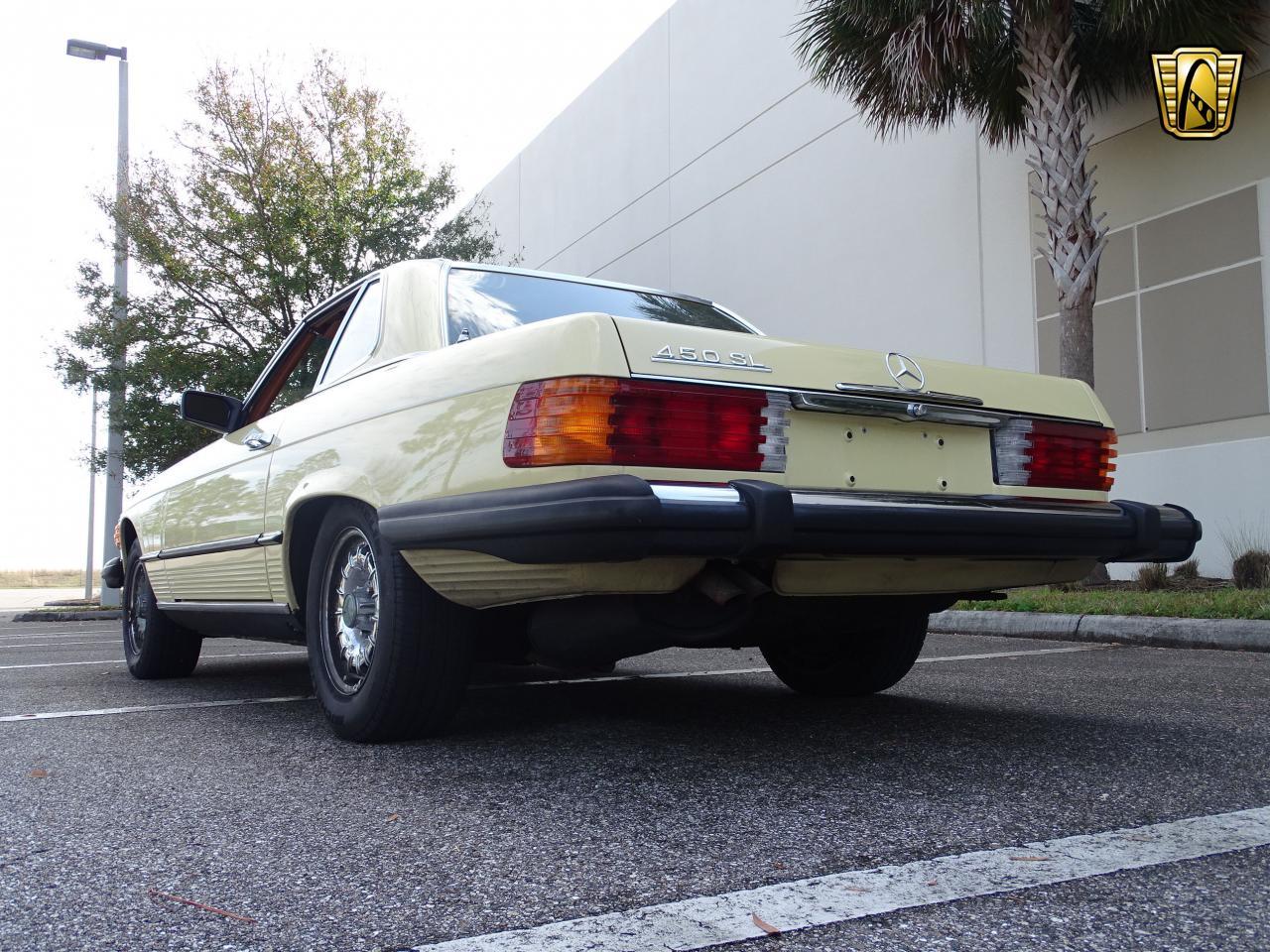 1979 Mercedes-Benz 450SL 95