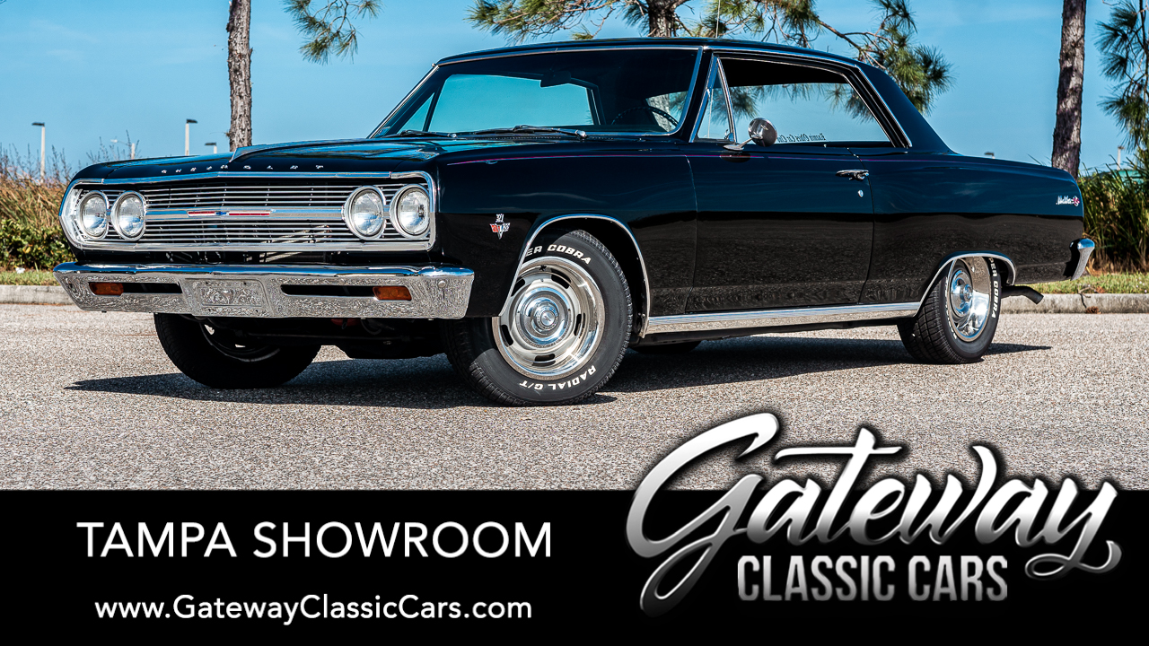 1965 Chevrolet Chevelle Malibu SS Coupe For Sale | Gateway