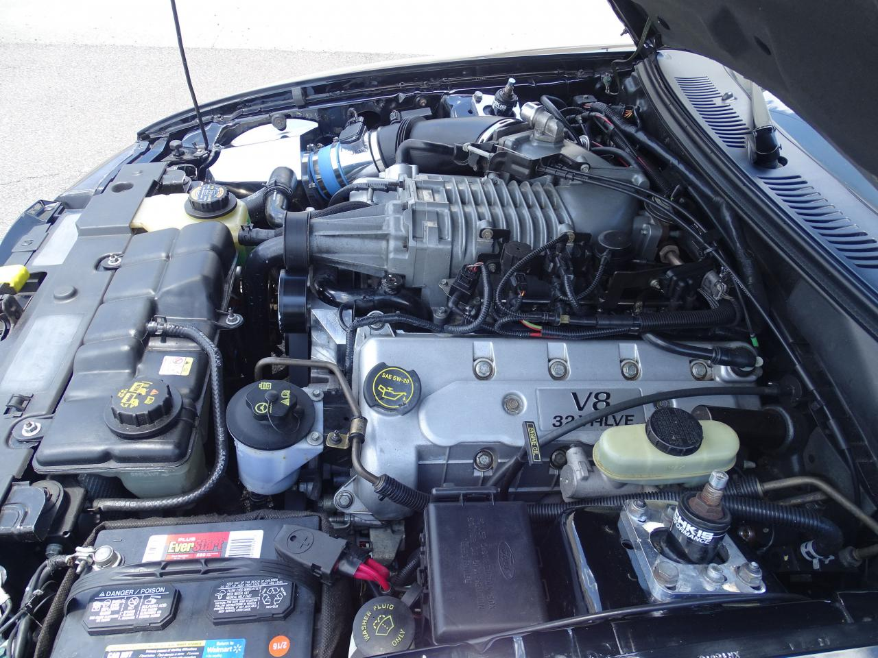 2003 Ford Mustang 24
