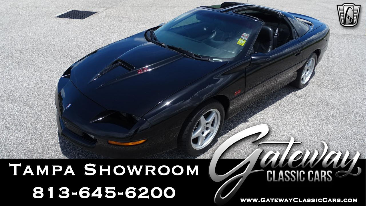 Used 1996 Chevrolet Camaro