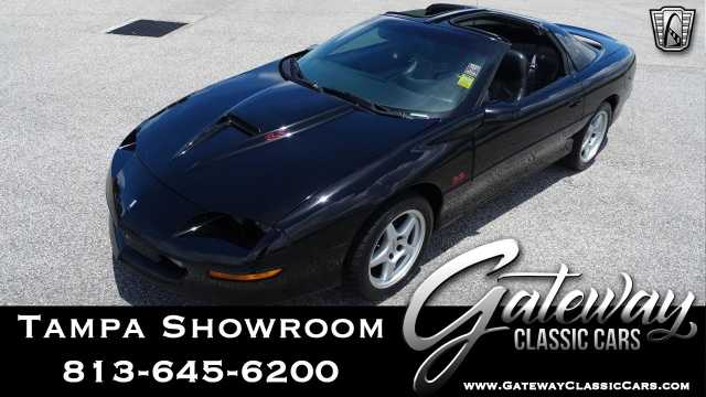 1996 Chevrolet Camaro<br><span style='font-size: large; font-style: italic'><b>Z28 SS </b></span>