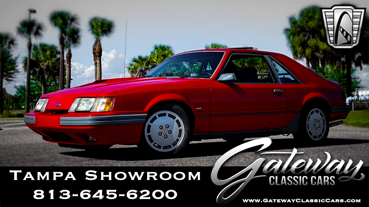 Used 1986 Ford Mustang