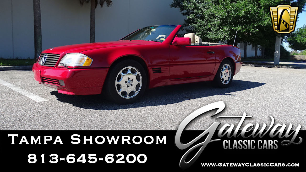 Used 1995 Mercedes-Benz SL500