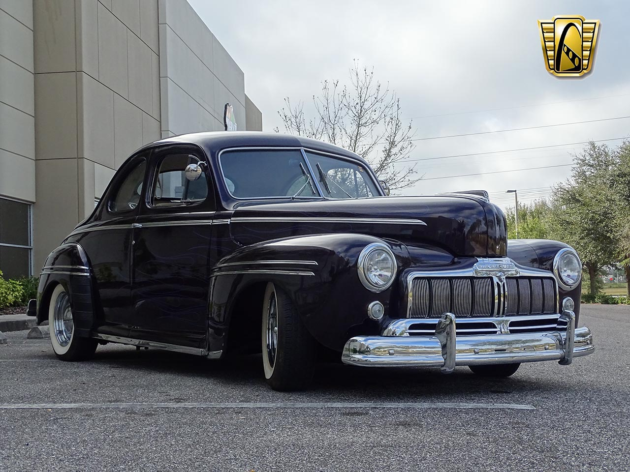 1948 Mercury Coupe 26