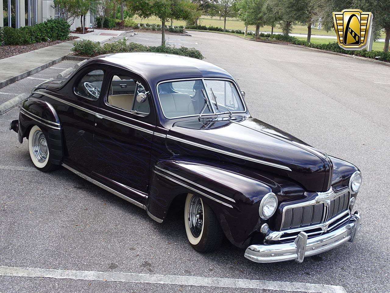 1948 Mercury Coupe 34