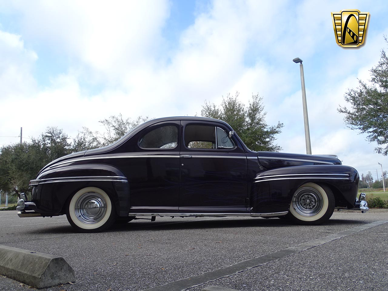 1948 Mercury Coupe 38