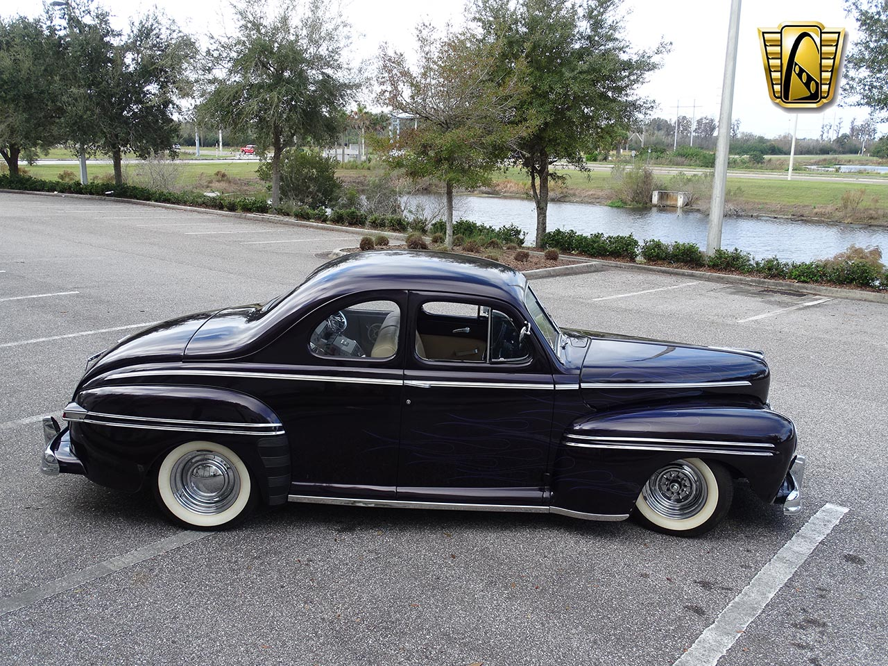 1948 Mercury Coupe 46