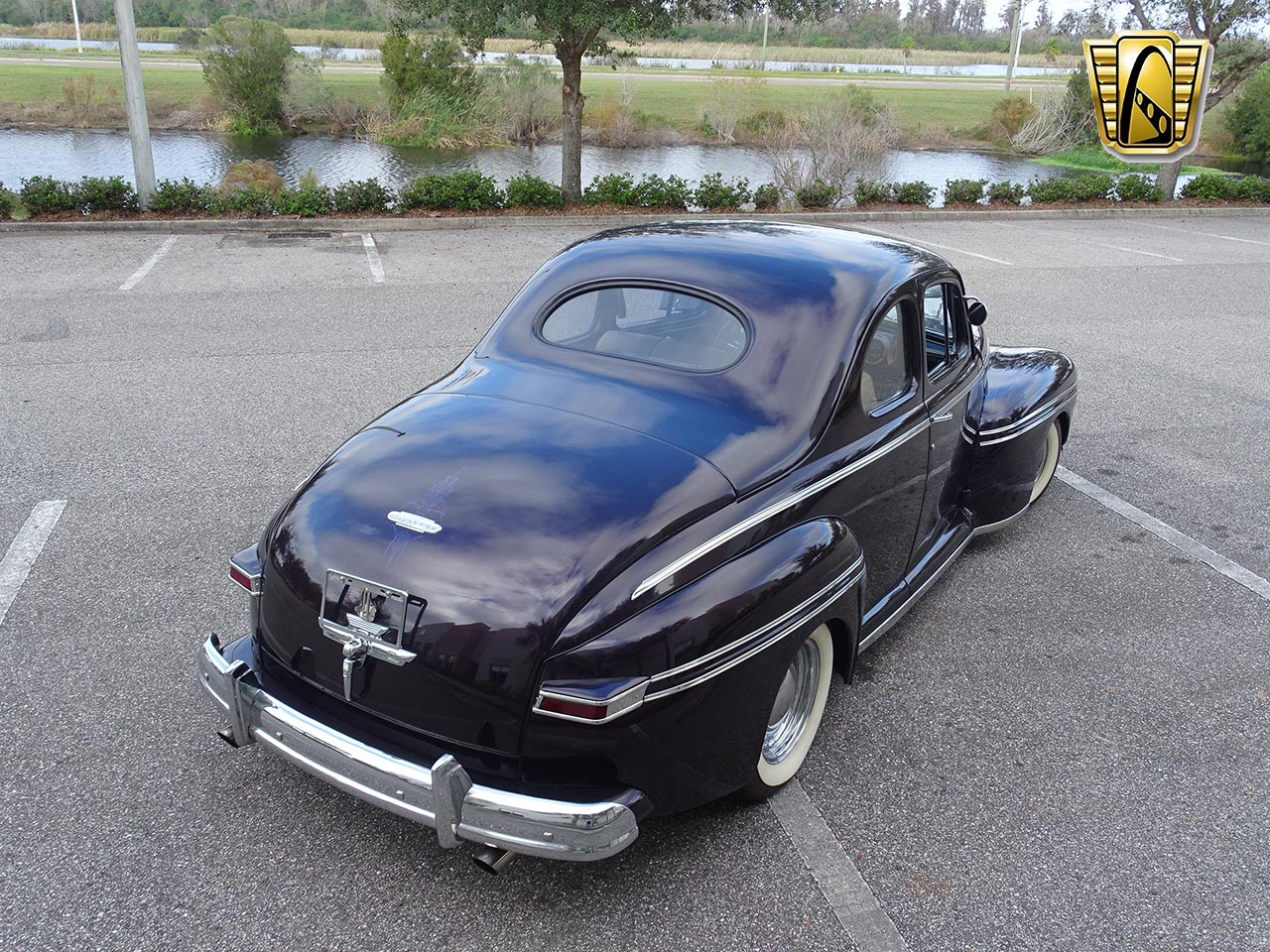 1948 Mercury Coupe 58