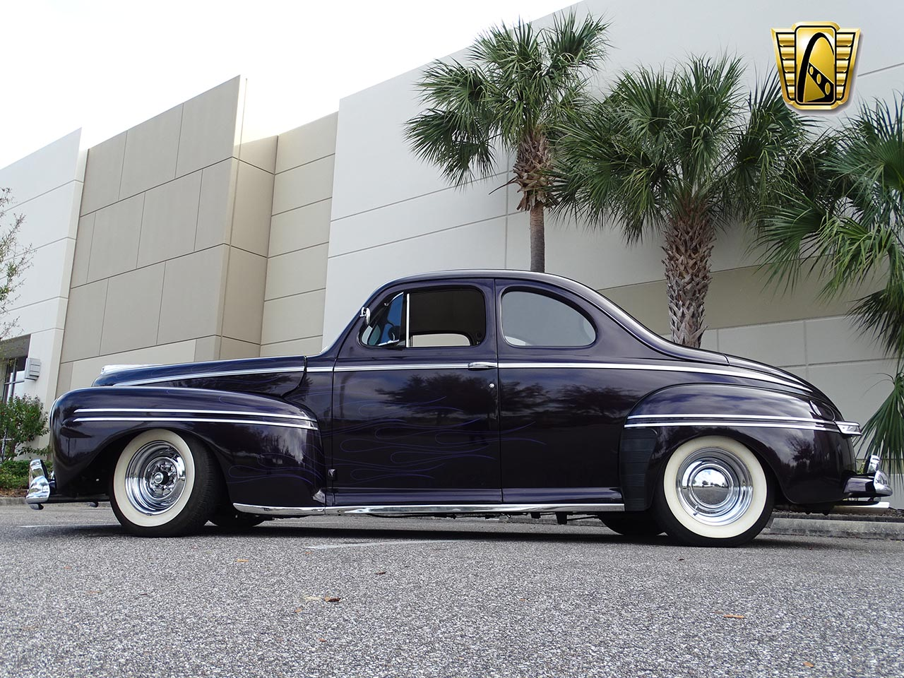 1948 Mercury Coupe 86