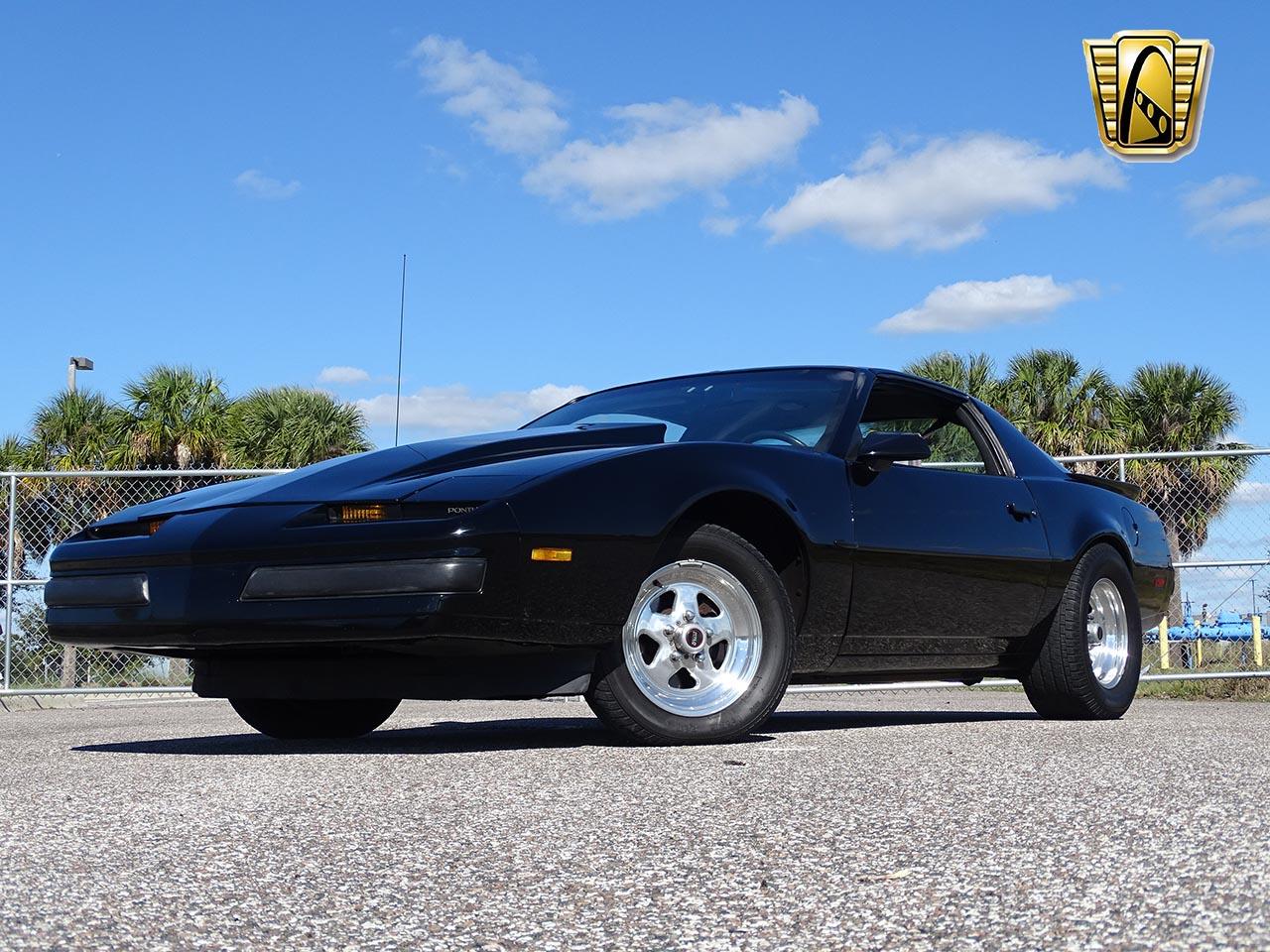 1987 Pontiac Firebird 7