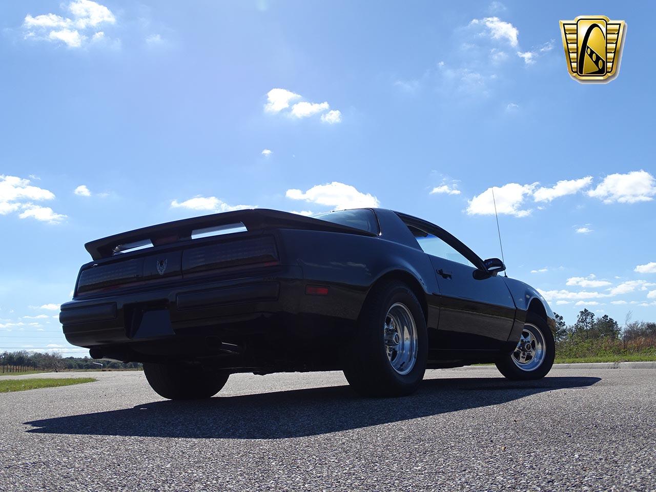 1987 Pontiac Firebird 62