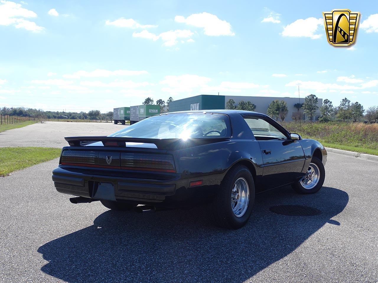 1987 Pontiac Firebird 66