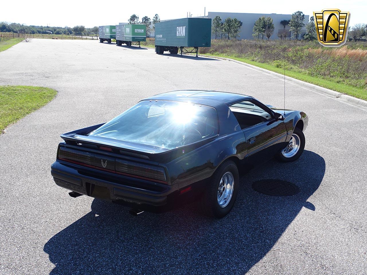 1987 Pontiac Firebird 70