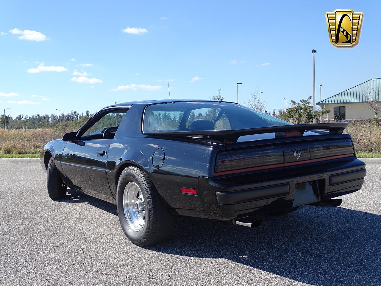 1987 Pontiac Firebird 90