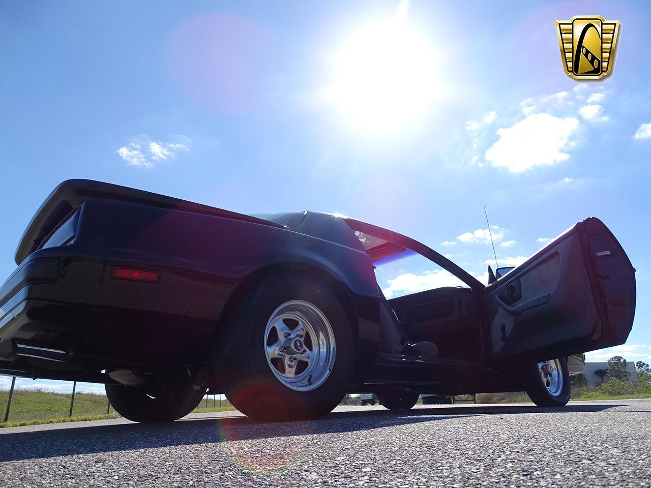 1987 Pontiac Firebird 99